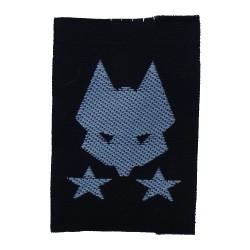 Kenteken wolf